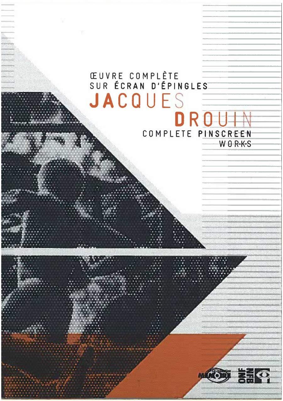 Oeuvre complète sur écran d'épingle Jacques Drouin
