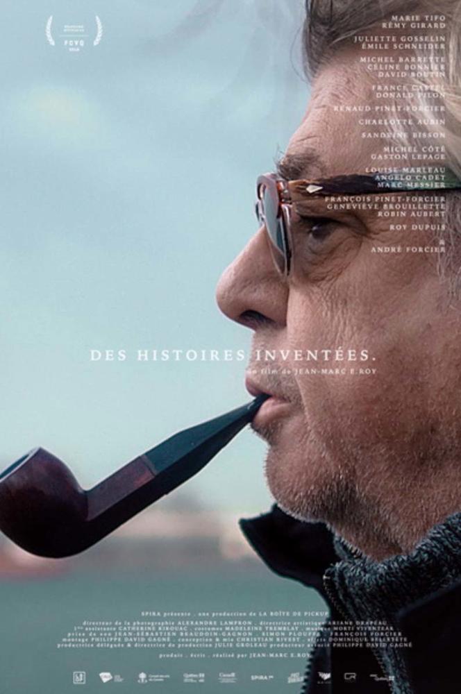 Affiche Des histoires inventées