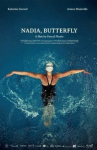 Affiche Nadia, Butterfly